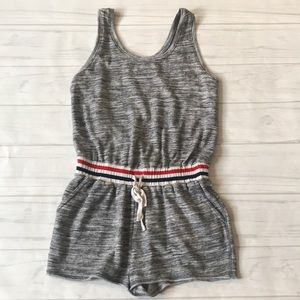 🍄Mossimo women's small sleeveless shorts romper